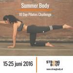 StrongbodyNL, life, Juliette Amadsoedjoek, challenge