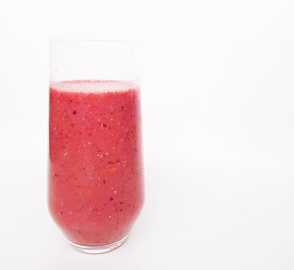 strongbodynl, smoothie, zomerfruit smoothie