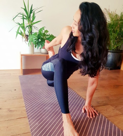 strongbodynl, ochtend pilates workout
