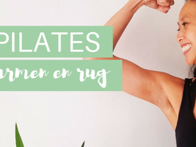 pilatesvideo, strongbodynl, pilates workout