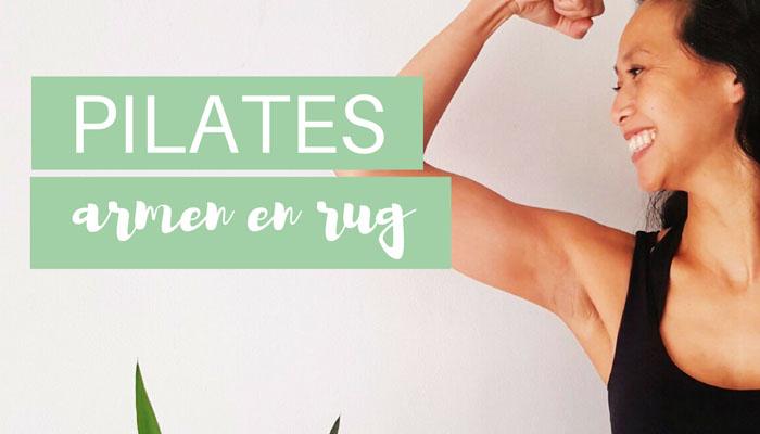 pilatesvideo, strongbodynl, pilates workout