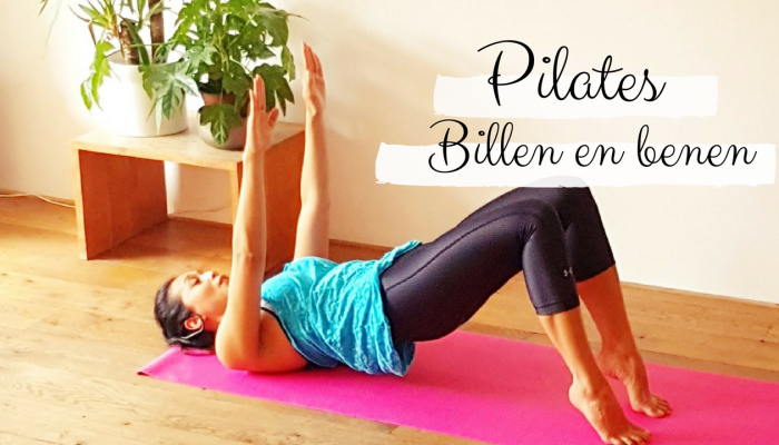 strongbodynl, billen en benen workout