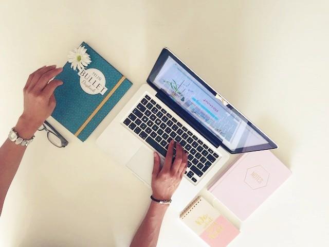schrijven brengt innerlijke rust