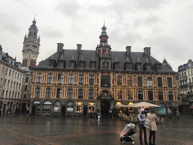 Weekendje Lille