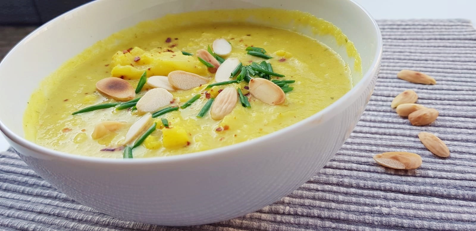 bloemkool kurkuma soep, strongbodynl