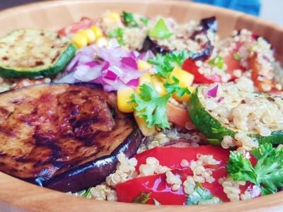 groente quinoa salade