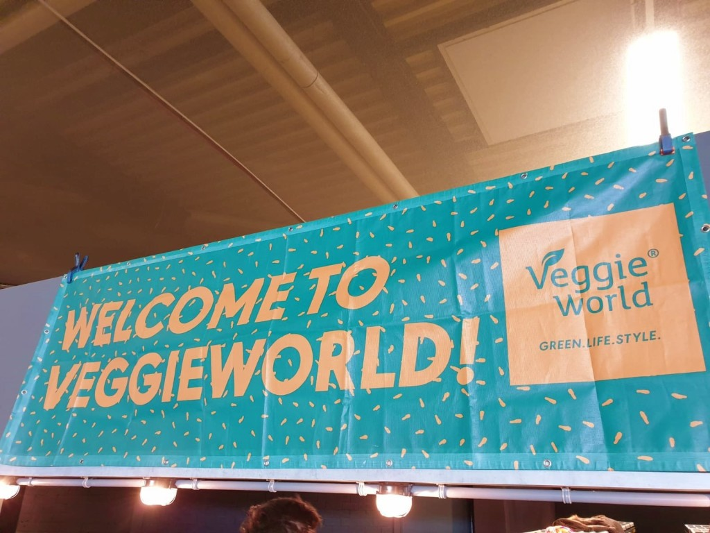 veggieworld 2019