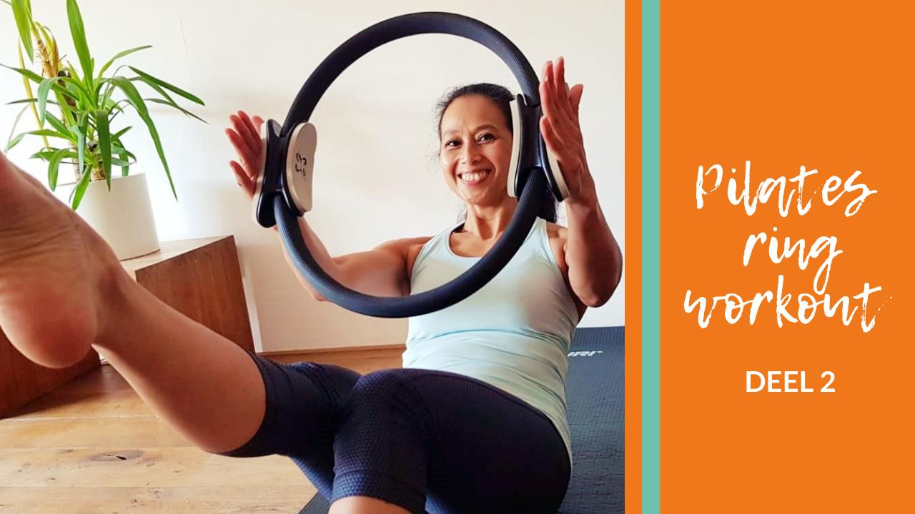 pilates ring workout