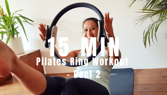Pilates Ring Workout Deel 2 | strongbody.nl
