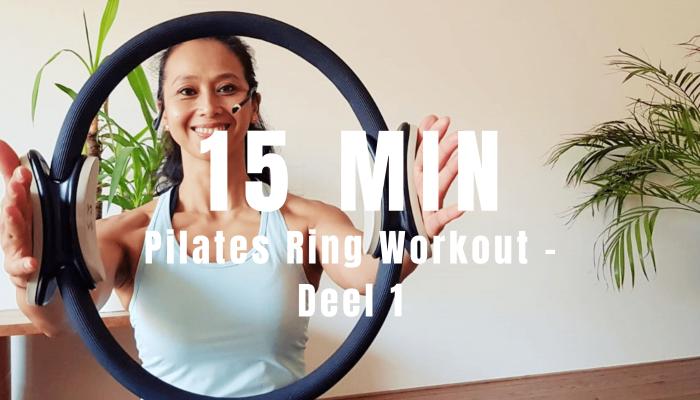 Pilates ring workout deel 1 | strongbody.nl