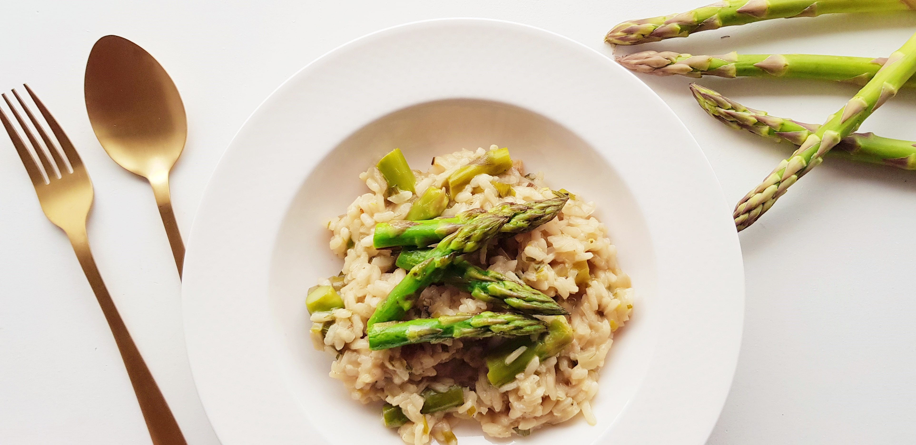 asperges risotto | strongbody.nl