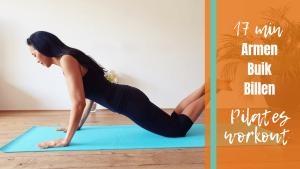 armen-buik-en-billen-pilates-workout |strongbody.nl | Juliette Amadsoedjoek