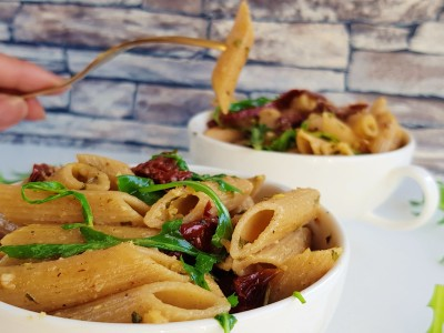 pasta-pesto | strongbody.nl