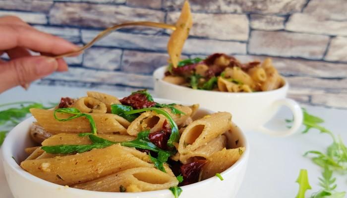 pasta-pesto | strongbody.nl