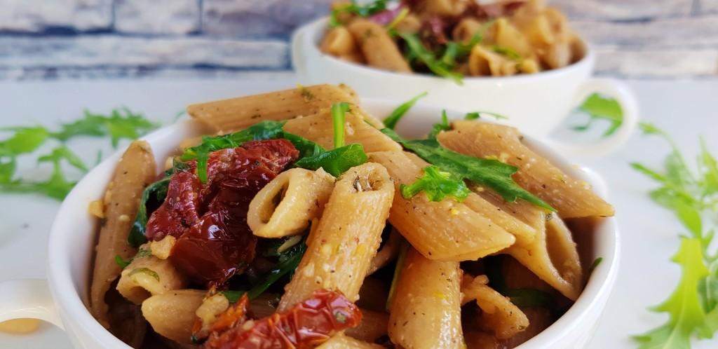 pasta pesto |strongbody.nl
