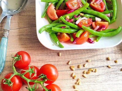 sperziebonen salade | strongbody.nl