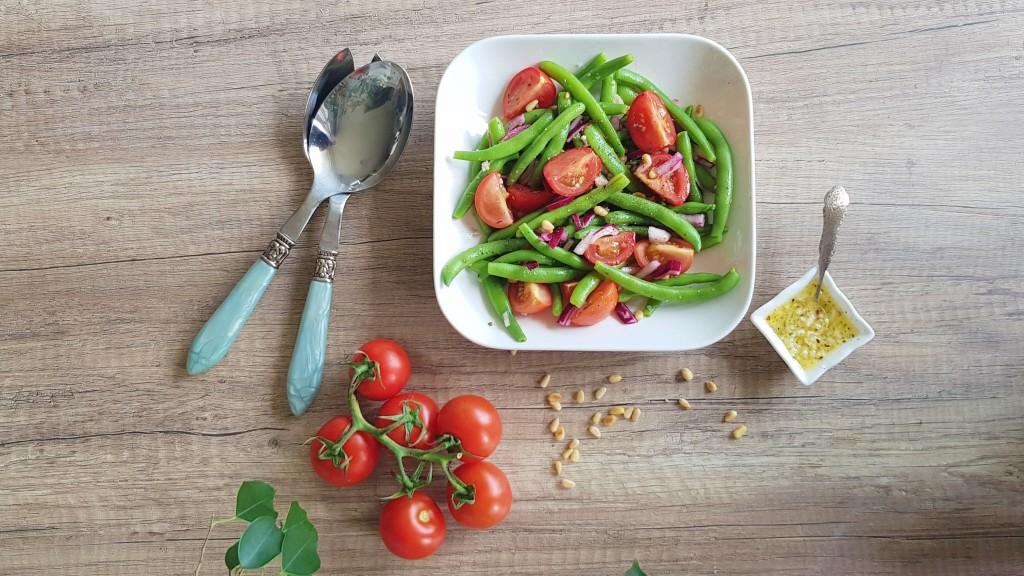 Sperziebonen salade |strongbody.nl