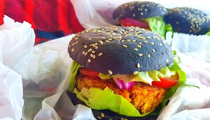 kikkererwten hamburger | strongbody.nl