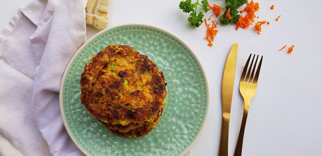 Kikkererwten aardappelkoekjes | strongbody.nl