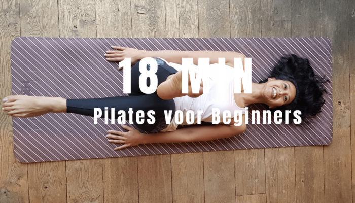 18 min Pilates voor Beginners