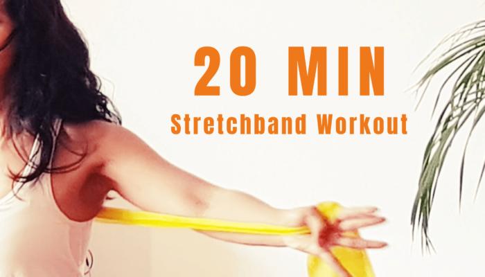 20 Minuten Stretchband Workout