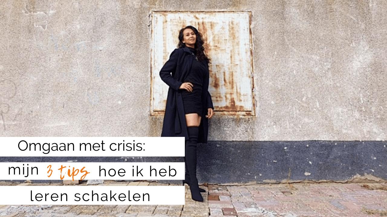 Omgaan met crisis