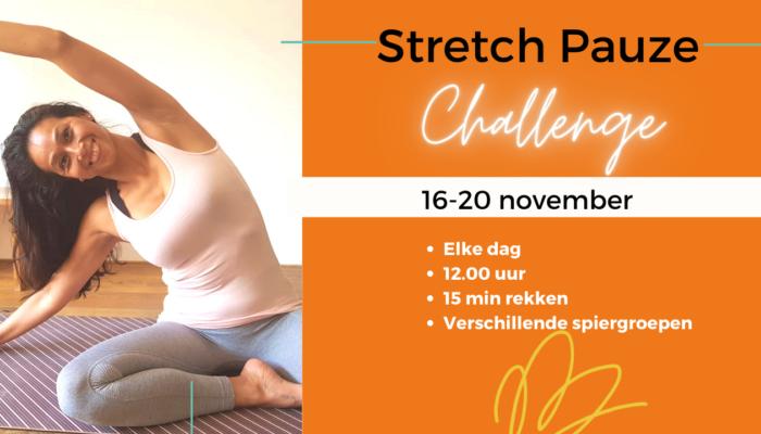 stretch pauze challenge