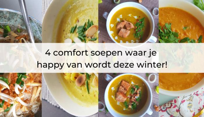 4 comfort soepen