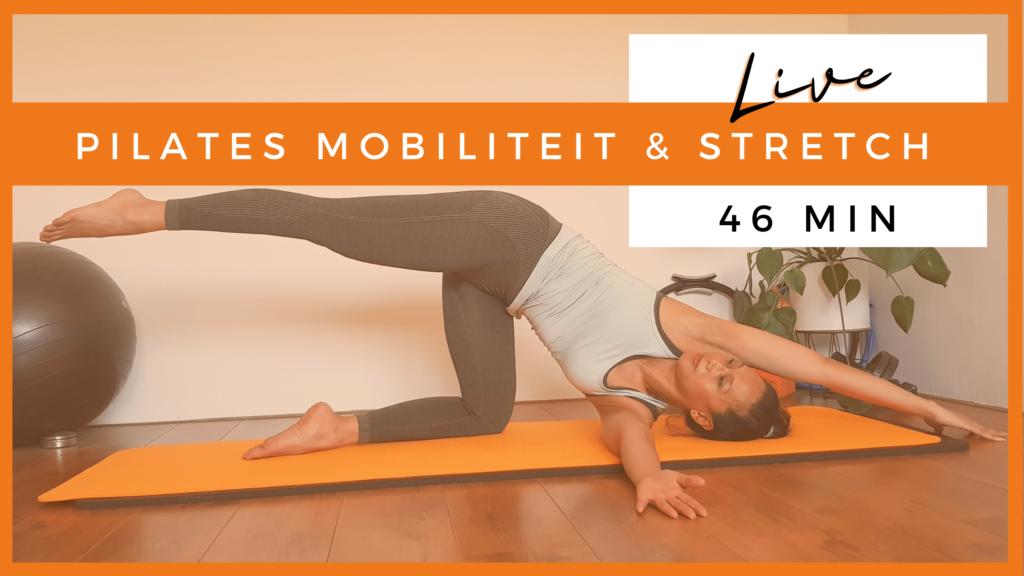 Pilates Mobiliteit en Stretch