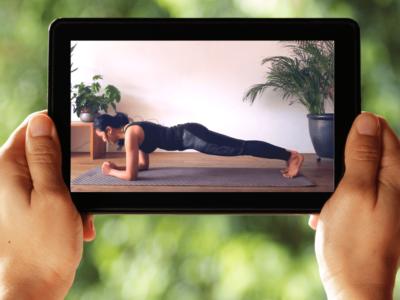 6 Pilates workouts op je vakantie